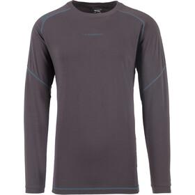 La Sportiva Future Camiseta de manga larga Hombre, carbon